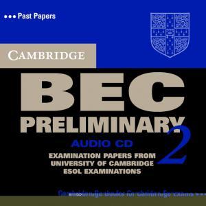 Cambridge BEC Preliminary 2. CD do Podręcznika