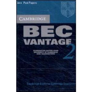 Camb BEC Vantage 2 Audio Cass
