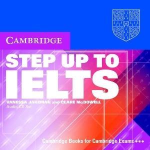Step Up to IELTS. CD do Podręcznika