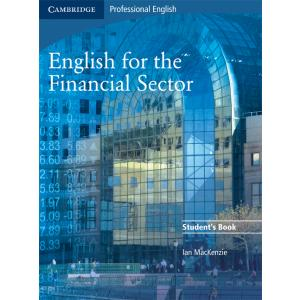 English for the Financial Sector. Podręcznik