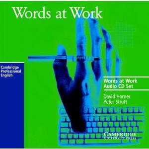 Words at Work. CD do Podręcznika