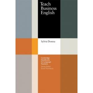 Teach Business English PB