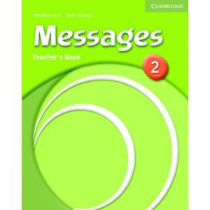 Messages 2.   Książka Nauczyciela