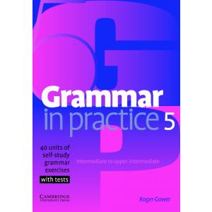 Grammar in Practice 5.   Intermediate to Upper Intermediate