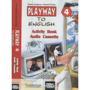 Playway to English 4 AB Cass