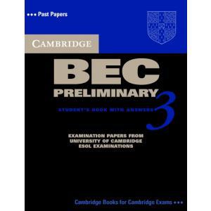 Cambridge BEC Preliminary 3. Podręcznik z Odpowiedziami