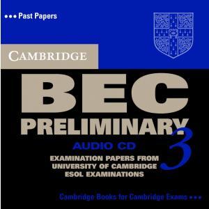 Cambridge BEC Preliminary 3. CD do Podręcznika