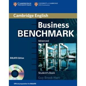 Business Benchmark Advanced BULATS. Podręcznik + CD