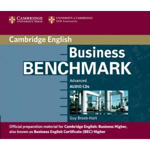 Business Benchmark Advanced BEC Higher. CD do Podręcznika