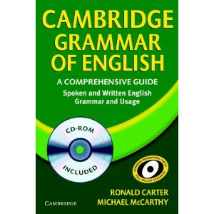 Cambridge Grammar Of English. Książka + CD