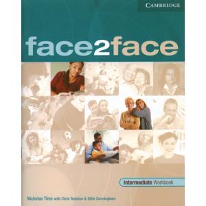 Face2Face Intermediate. Ćwiczenia z Kluczem