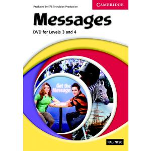 Messages 3-4 . DVD + Activity Booklet