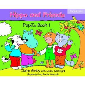 Hippo And Friends 1.   Podręcznik