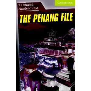The Penang File + CD. Cambridge English Readers Starter