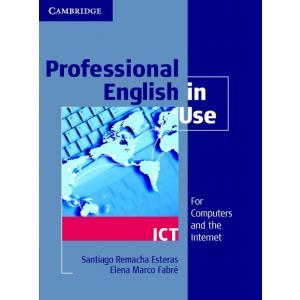 Professional English in Use ICT. Książka z Kluczem