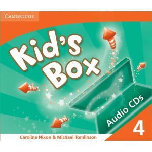 Kids Box 4.    CD do Podręcznika
