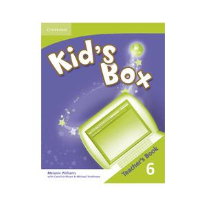 Kid's Box 6 TB