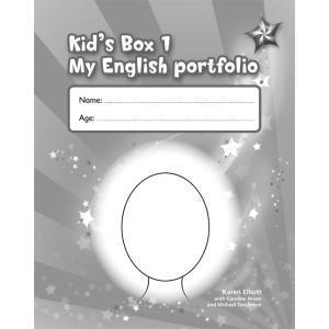Kid's Box 1 Language Portfolio