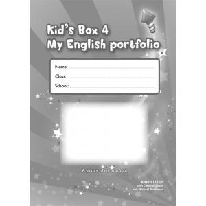 Kid's Box 4. Language Portfolio