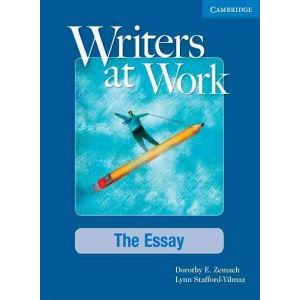 Writers at Work: The Essay SB