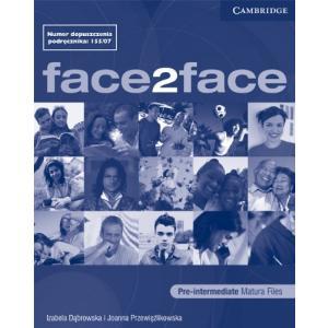 face2face Pre-Int Matura File