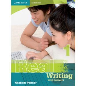 Real Writing 1. Książka z Kluczem + CD