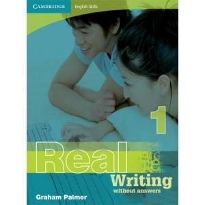 Real Writing 1.   Książka bez Klucza