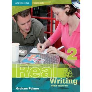 Real Writing 2. Książka z Kluczem + CD