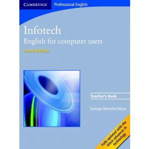 Infotech. English for Computer Users. Książka Nauczyciela