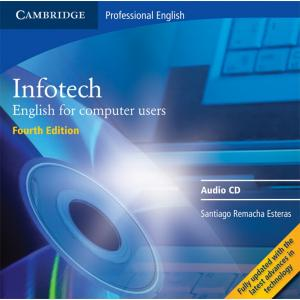 Infotech. English for Computer Users. CD do Podręcznika