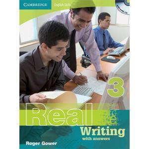 Real Writing 3. Książka z Kluczem + CD