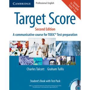 Target Score. Podręcznik + CD