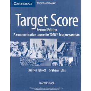 Target Score. Książka Nauczyciela