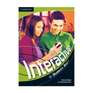 Interactive 1.   Podręcznik