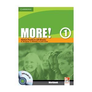 More! 1. Ćwiczenia + CD