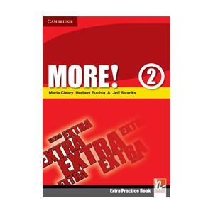 More! 2 Extra Practice Book