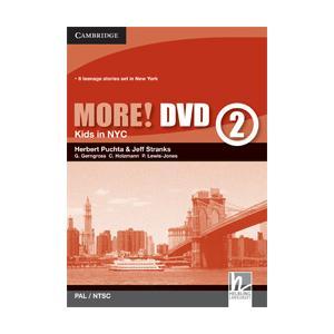 More! 2 DVD