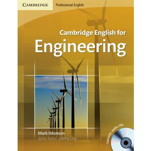 Cambridge English For Engineering.    Podręcznik + CD