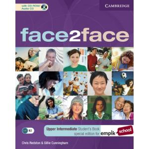 Face2face Upper-Intermediate SB EMPIK ED