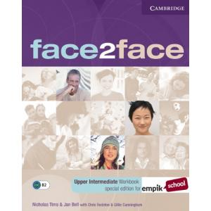 Face2face Upper-Intermediate WB EMPIK ED