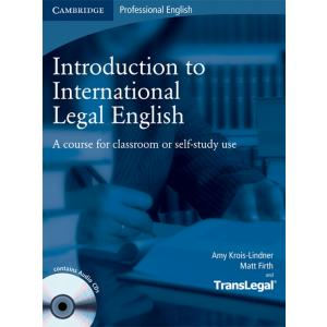 Introduction To International Legal English.   Podręcznik + CD