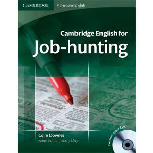 Cambridge English for Job-Hunting.    Podręcznik + CD
