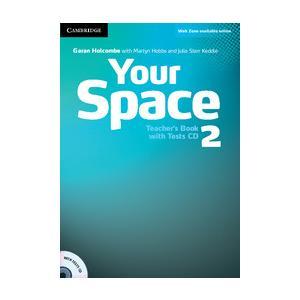 Your Space 2. Książka Nauczyciela + CD