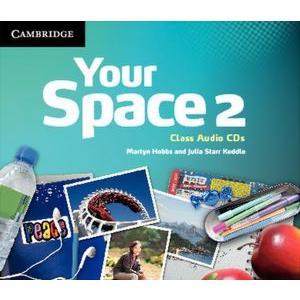 Your Space 2. CD do Podręcznika