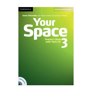 Your Space 3 TB with Tests CD