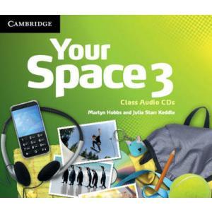 Your Space 3. CD do Podręcznika