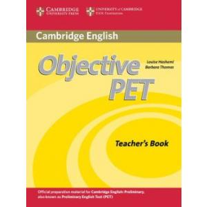 Objective PET. Książka Nauczyciela