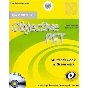 Objective PET. Podręcznik z Kluczem + CD-ROM + CD