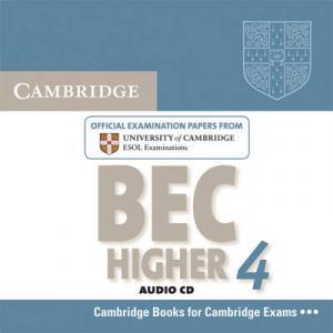 Cambridge BEC Higher 4.    CD do Podręcznika