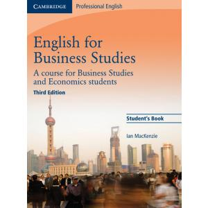 English for Business Studies. Podręcznik